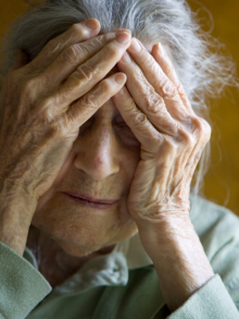 Dementia Woman